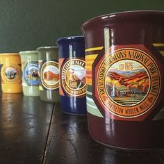 Pendleton National Park Mugs Pendleton Woolen Mills, Cabins In The Woods, Things To Buy, Warm And Cozy, Coffee Cups, National Parks, Mugs, Tableware, Autumn Style