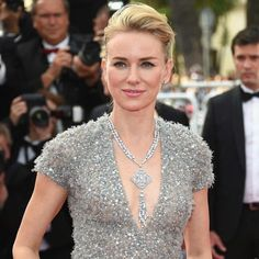 Naomi Watts was one of the highlights of day one on the Cannes red carpet, looking radiant in Bulgari. At the opening ceremony she wore four stunning pieces from the soon-to-be-launched high jewellery collection, Giardini Italiani.