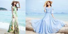 How to buy maxi dresses online that flatter your figure   http://www.thevanca.com/blog/how-to-buy-maxi-dresses-online- that-flatter-your-figure