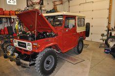 1980-toyota-land-cruiser-4×4-red-rare-clean-fj40-orginal-a | Land Cruiser Of The Day!