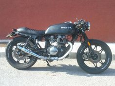 HONDA CB 450 DX TERMINADA...POR FIN!!! - Caferz.com
