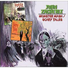 John Zacherle - Monster Mash/Scary Tales (CD)