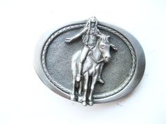 Native American Indian Chief Belt Buckle by TheSnapDragonsLair, $16.95