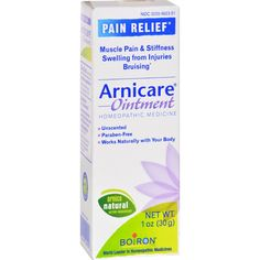 Miracle Plus Arnica Bruise Cream For Bruising Swelling New 4oz & Bumps