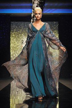 """Rami Al-Ali - Haute couture - """"The Peacock in you"""", A-H 2009-2010"""