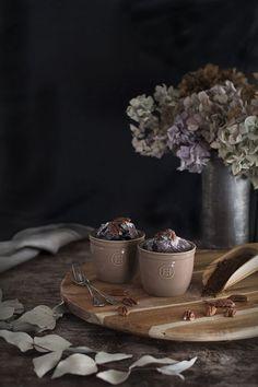 Mug Cakes a la antigua, de chocolate y coco. To be Gourmet   Recetas de cocina, gastronomía y restaurantes.