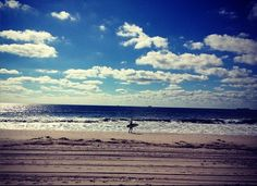 surf beach long island ny clouds beach ocean