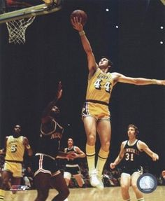 Jerry West - Action Photo Print (20 x 24). Pro BasketballBasketball PlayersNba  Los AngelesLa Lakers4 ... 71e014f5837a0