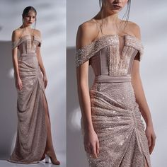 Indian Gowns Dresses, Royal Dresses, Ball Dresses, Couture Fashion, Runway Fashion, Fashion Outfits, Corset Style Tops, Bride Gowns, Red Carpet Dresses