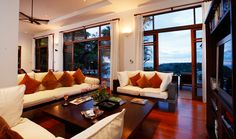 East meets west at Villa Arawan, our luxury villa for 10 on Phuket, in Thailand.