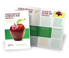 http://www.poweredtemplate.com/brochure-templates/agriculture-animals/03041/0/index.html Red Apple Brochure Template