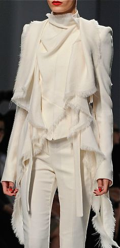 Gareth Pugh at Paris Spring 2013 (Details)                              …