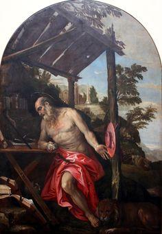 Paolo Caliari (Il Veronese), Saint Jerome, c. 1580