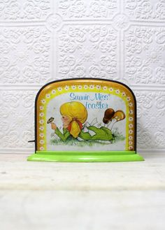 Vintage Ohio Art Toy Toaster Sunny Miss by myvintagenewengland, $18.00
