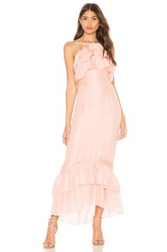 ffc77c1af1b  suboo  cloth   Halter Neck Maxi Dress