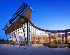 Schertz Public Library: Schertz, Texas