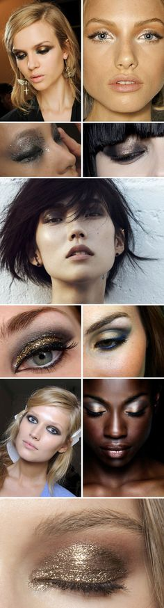 Makeup ideas.
