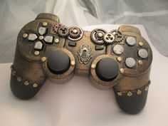 Steampunk Ps3 Controller