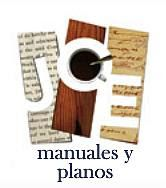 Logo Manuales y planos