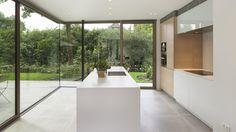 Woning Hove - uitbreiding en renovatie gelijkvloers | Vorm Interieurgroup - Dekton Zenith