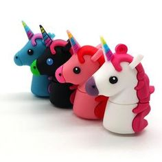 08fc6a319d7 Cute Unicorn USB Flash Drive Cartoon Unicorn