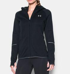 Women's UA Storm Swacket Full Zip, Black