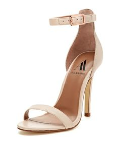 Pipa Two-Piece High Heel Sandal by Ava & Aiden at Gilt