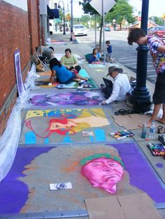 Show Your Love of Art in Mt. Pleasant this Summer.