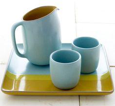 Hearth ceramics