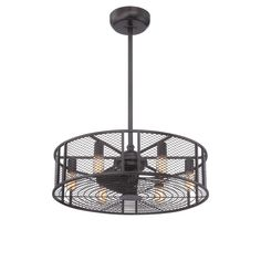 Shop for World Imports Boyd Collection 26 inch Indoor Oil Rubbed Bronze Ceiling Fan. Get free delivery On EVERYTHING* Overstock - Your Online Ceiling Fans & Accessories Store! Get in rewards with Club O! Farmhouse Lighting, Rustic Lighting, Craftsman Lighting, Kitchen Lighting, Vintage Ceiling Fans, Bronze Ceiling Fan, Fan Light Kits, Asian Home Decor, Ceiling Fan With Remote