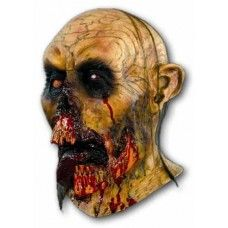 This stomach-churning mask features a terrifying black zombie tongue. Creepy Horror Halloween Masks and Zombie Masks Halloween Zombie, Maske Halloween, Scary Halloween Masks, Scary Mask, Halloween Costumes, Halloween Ideas, Halloween Decorations, Halloween Havoc, Zombie Costumes