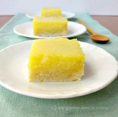 une gamine dans la cuisine: Lemon Bars (take 6)