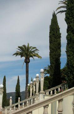 Hearst Castle, San Simeon, California