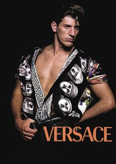 Maximo Morrone by Bruce Weber for Jeans Couture.