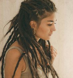 Dark dreads