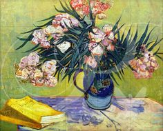 Still Life with Oleander