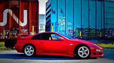 300zxClub.com (Nissan 300ZX Forums) - MattJZ32's Album: 90 Fairlady Z32 TT @ 400HP Slicktop - Picture