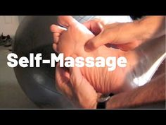 Today's foot massage video is designed to help your feet feel better fast. You'll perform a simple three minute massage routine. The massage is based on my b. Technique Massage, Massage Techniques, How To Relieve Headaches, Relieve Back Pain, Heal Spur Remedies, In China, Restless Leg Syndrome, Foot Reflexology, Physical Change