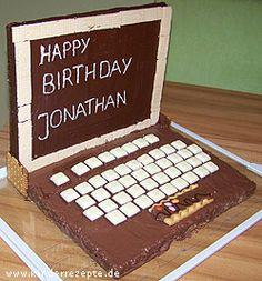 Laptop Kuchen