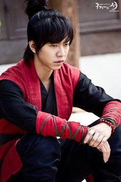 Lee Seung Gi / 이승기 for Gu Family Book
