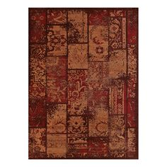 United Weavers 425 00138 Runway Collection Area Rug, Holt Fire 5x7 and 7x10 $187.00 - $371.00