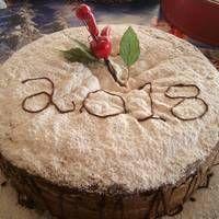 Μια ξεχωριστή βασιλόπιτα Christmas Time, Xmas, Christmas Ornaments, Christmas Recipes, Vasilopita Cake, Greek Sweets, Greek Cooking, Pita Bread, Deli