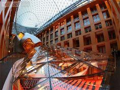 Frank O. Gehry - DZ bank, Pariser Platz, Berlin
