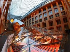 oh frank gehry, you never fail to be awesome.