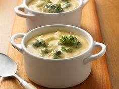 Broccoli-Cheese Soup