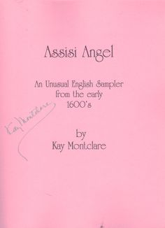 """""""Assisi Angel"""" by Kay Montclare"""