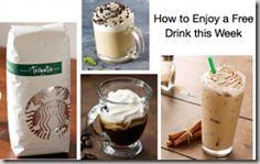 Starbucks: Free Tall Beverage WYB Tribute Coffee Beans