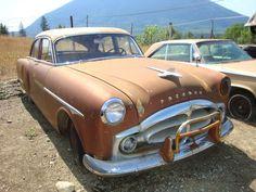 1951 Packard 200 4-Door Sedan