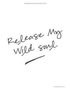 Wild Soul II Art Print - earmarksocialgoods