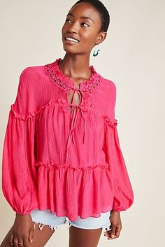 Blouses for Women | Anthropologie